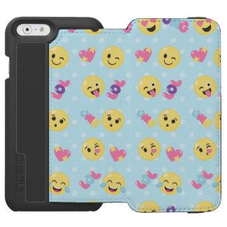 Emoji LOL OMG Incipio Watson™ iPhone 6 Wallet Case