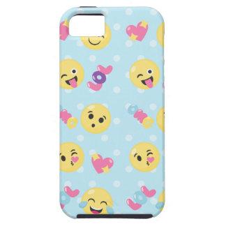 Emoji LOL OMG iPhone 5 Cover