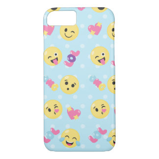 Emoji LOL OMG iPhone 7 Case