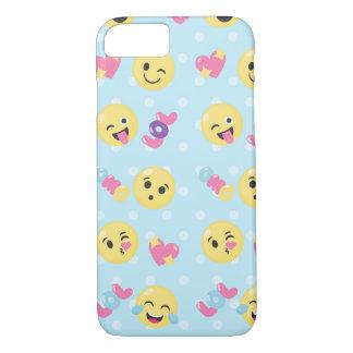 Emoji LOL OMG iPhone 8/7 Case
