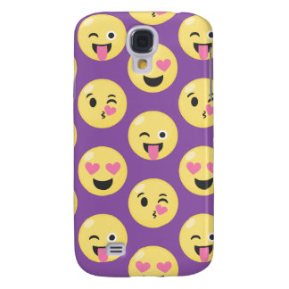Emoji Love Pattern