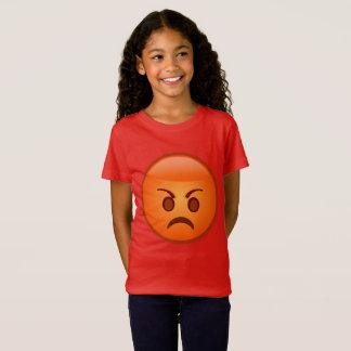 Emoji Mad Face T-Shirt