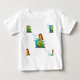 emoji mermaid baby T-Shirt