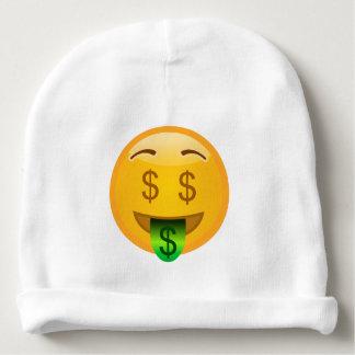 Emoji Money Man Baby Beanie