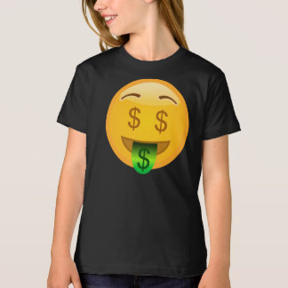 Emoji Money Man T-Shirt