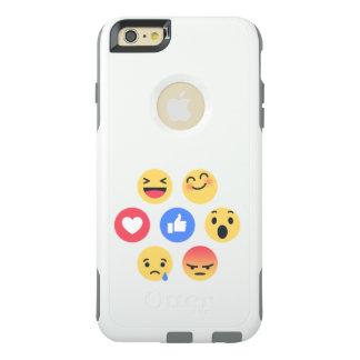emoji OtterBox iPhone 6/6s plus case