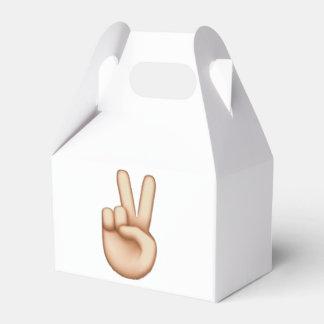 Emoji - Peace Favor Box