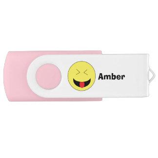 """""""Emoji"""" Personalized USB USB Flash Drive"""