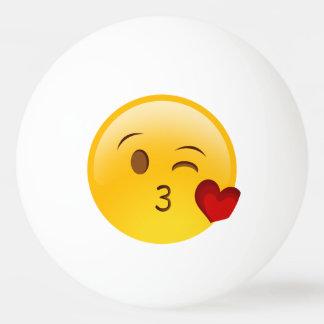 emoji ping pong ball