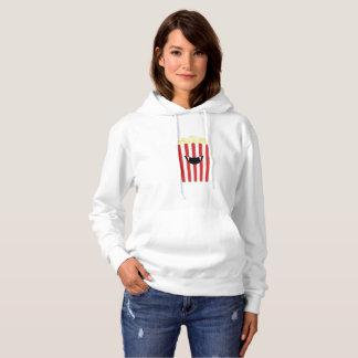 Emoji Popcorn Halloween - Halloween Funny Gift Hoodie
