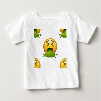 emoji puking baby T-Shirt