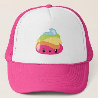 Emoji Raimbow Poop! Trucker Hat