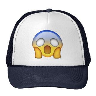 Emoji - Screaming Trucker Hat