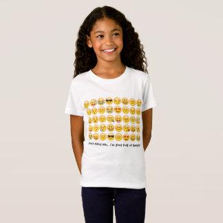 Emoji Shirt for Kids