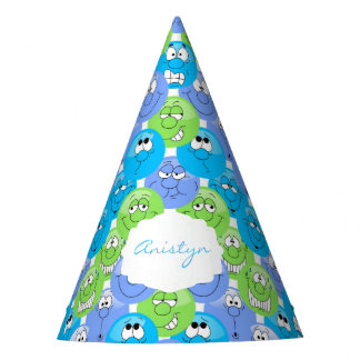 Emoji Silly Fun Faces Party Hat