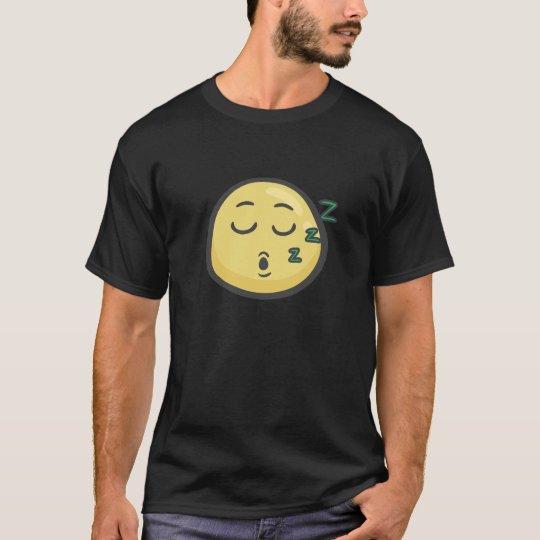 Emoji: Sleeping Face T-Shirt