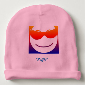 Emoji Smiley Baby Beanie !