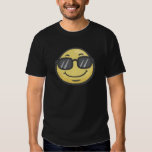 Emoji: Smiling Face With Sunglasses Tee Shirts