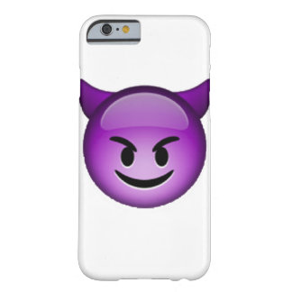 Emoji - Smiling Imp Barely There iPhone 6 Case