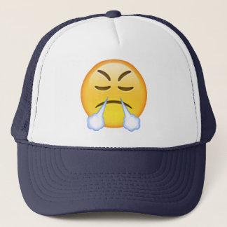 Emoji - Steamy Trucker Hat