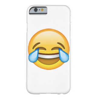Emoji - Tears Of Joy Barely There iPhone 6 Case