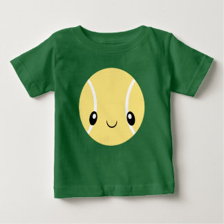 Emoji Tennis Ball Baby T-Shirt
