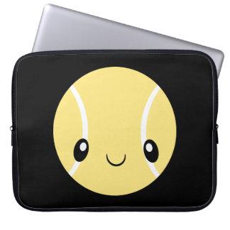 Emoji Tennis Ball Laptop Sleeves