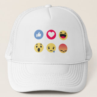 Emoji Trucker Hat