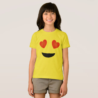 Emoji Tshirt - Heart Eyes