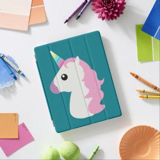 Emoji Unicorn iPad Cover