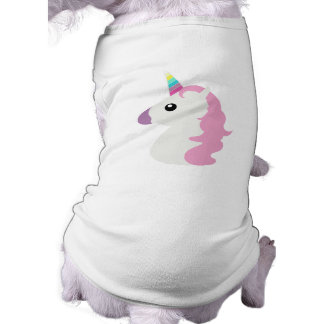 Emoji Unicorn Shirt