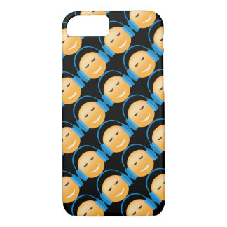 Emoji With Headphones iPhone 8/7 Case