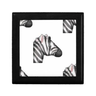 emoji zebra gift box