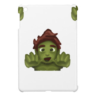 emoji zombie man iPad mini cover