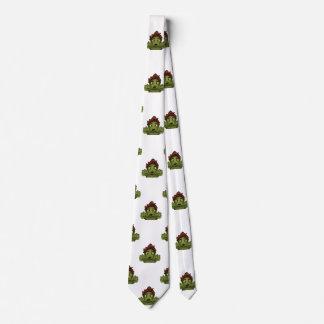 emoji zombie man menswear mens necktie neck tie