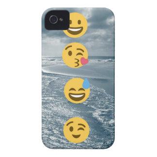 Emojis iPhone 4 Case-Mate Case