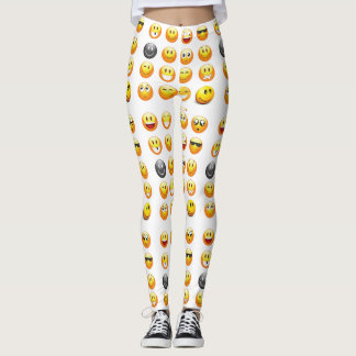 emojis leggings