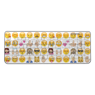 emojis wireless keyboard