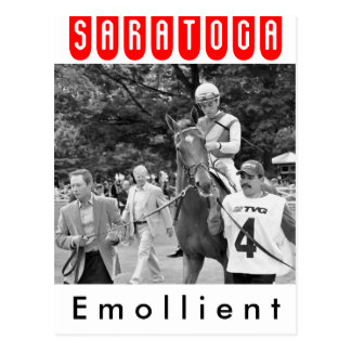 Emollient Postcard
