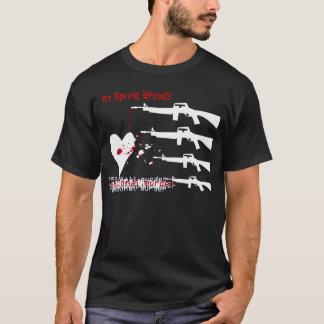 emomurder, As Spring Bleeds T-Shirt