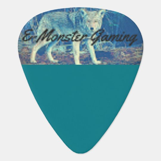 Emonster better guitar pick