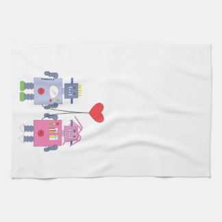 EMOs Turned On Kitchen Towel
