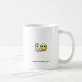 Emoticon Coffee Mug