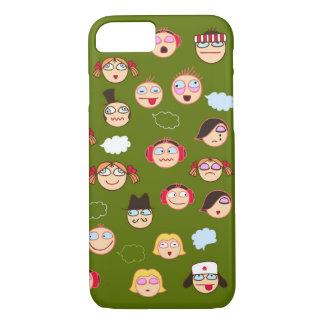 emoticon iPhone 7 case