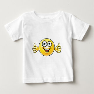 Emoticon Thumbs Up Icon Baby T-Shirt