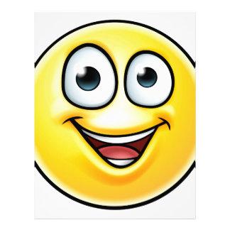 Emoticon Thumbs Up Icon Letterhead