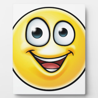 Emoticon Thumbs Up Icon Plaque