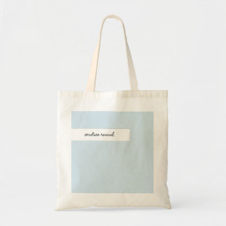 Emotion Revival Tote Bag