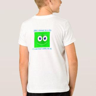 Emotion t shirt, emoji, smile, zero drama T-Shirt