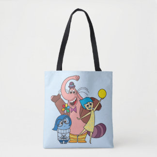 Emotional Adventurers Tote Bag